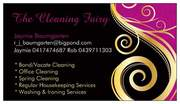 The Cleaning Fairy - We will vanish your cleaning worries away!