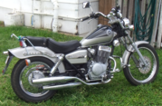 1998 Honda Rebel 250