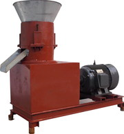 .CE Approved SKJ150 feed flat die pellet mill
