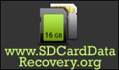 recovery from memory card