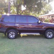 For Sale 2005 Landcruiser