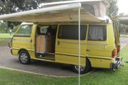 CAMPERVAN POP TOP FULLY EQUIPPED READY TO GO