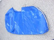heavy duty vinyl travel cover for o/b motor