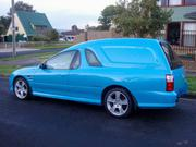 Holden Sandman 137000 miles