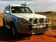 hyundai terracan 2004 HYUNDAI TERRACAN - Perfect to explore Austral