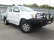 2006 toyota 2006 Toyota Hilux KUN26R 06 Upgrade SR5 (4x4) Whit