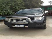 Nissan 2007 Nissan Navara D40 ST-X 2007 Black