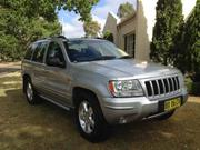 2004 jeep Jeep Grand Cherokee Limited Vision Series (2004) 4