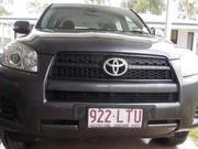 Toyota 2009 TOYOTA RAV 4 CV SPORT 2009 AUTOMATIC 99, 219 KLMS F