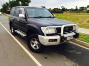 2000 TOYOTA Toyota Landcruiser Gxl Auto,  Dual fuel,  interstate