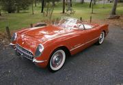 Chevrolet Corvette 1955 Chevrolet Corvette Auto MY55