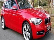 2012 BMW 2012 BMW 118i F20 Auto