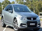 2013 HOLDEN 2013 Holden Commodore SS V VF Manual MY14