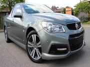 Holden Ute 2013 Holden Ute SV6 VF Manual MY14