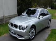 2002 BMW 735 2002 BMW 735Li E66 Auto
